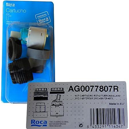 AG0059600R Recambios originales de grifer/ía AG0056707R Ref Kit Cartucho R-35 Roca Recambios originales