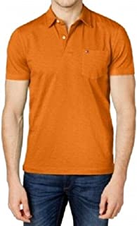 Tommy Hilfiger Mens Custom Fit Casual Polo Shirt