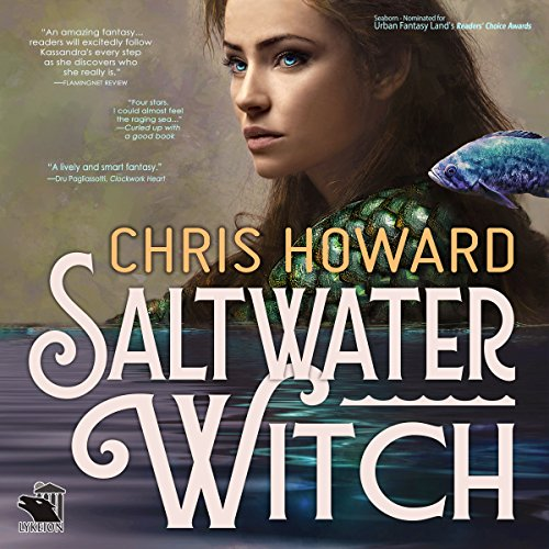 Saltwater Witch     The Seaborn Trilogy, Book 1              By:                                                                                                                                 Chris Howard                               Narrated by:                                                                                                                                 Chris Howard                      Length: 11 hrs and 34 mins     2 ratings     Overall 3.5