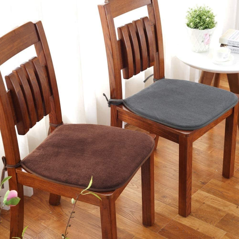 Home Comfortable Seat Pads with Dining Ties Chai Kitchen Over item handling Garden Boston Mall