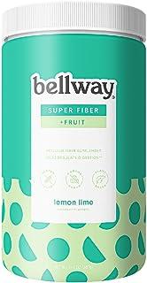 Sponsored Ad - Bellway Sugar-Free Psyllium Husk Fiber Supplement, Lemon Lime, 13.8 oz.
