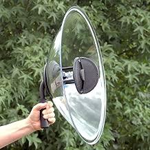 parabolic dish microphone