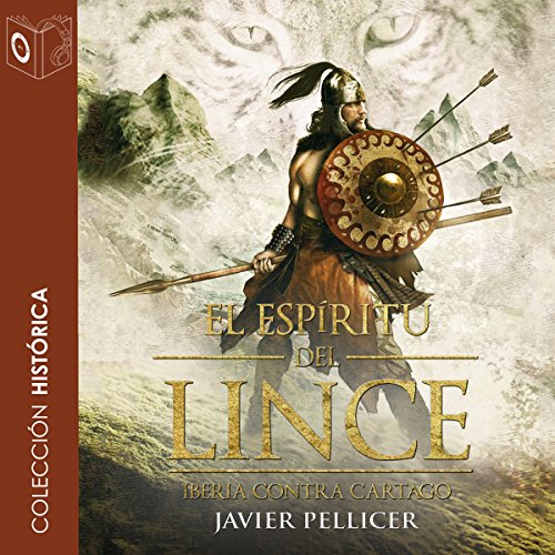 El espíritu del lince [The Spirit of the Lynx] audiobook cover art