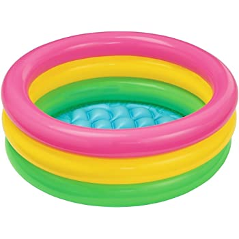 Intex Sunset Glow Baby Pool 3Ft Pool