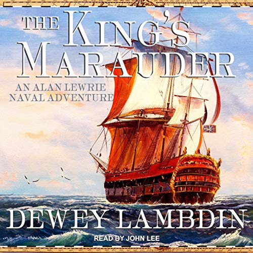 The King's Marauder audiobook cover art
