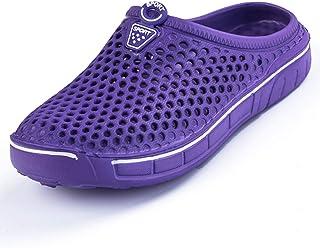 Jusefu Garden Clogs Shoes Mens Womens Lightweight Quick Drying Sandals Slippers Beach Footwear Water Shoes