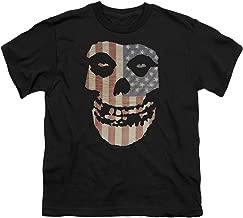 Misfits - Fiend RW&B Flag - Youth T-Shirt