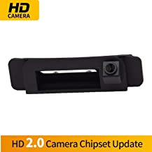 HD 1280x720p 170° Rear Reversing Backup Camera Tailgate Handle Replacement Night Vision Waterproof for Mercedes-Benz C -Class W205 C180 C200 C280 C300 C350 CLA W117 CLA250/CLA260/CLA45 2014-2016