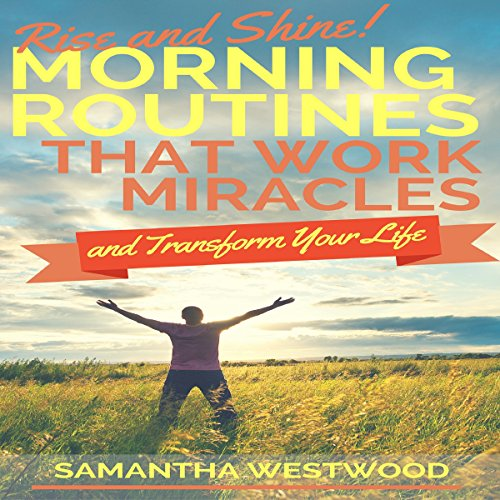 Rise and Shine! audiobook cover art