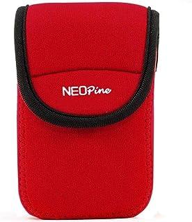 Borsa Per Fotocamera Custodia Per Fotocamera In Neoprene Per Panasonic Lumix Dmc-Zs200 Tz200 Zs110 Zs100 Zs70 Zs60 Zs50 Dc...