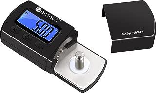 neoteck digital turntable stylus force scale gauge