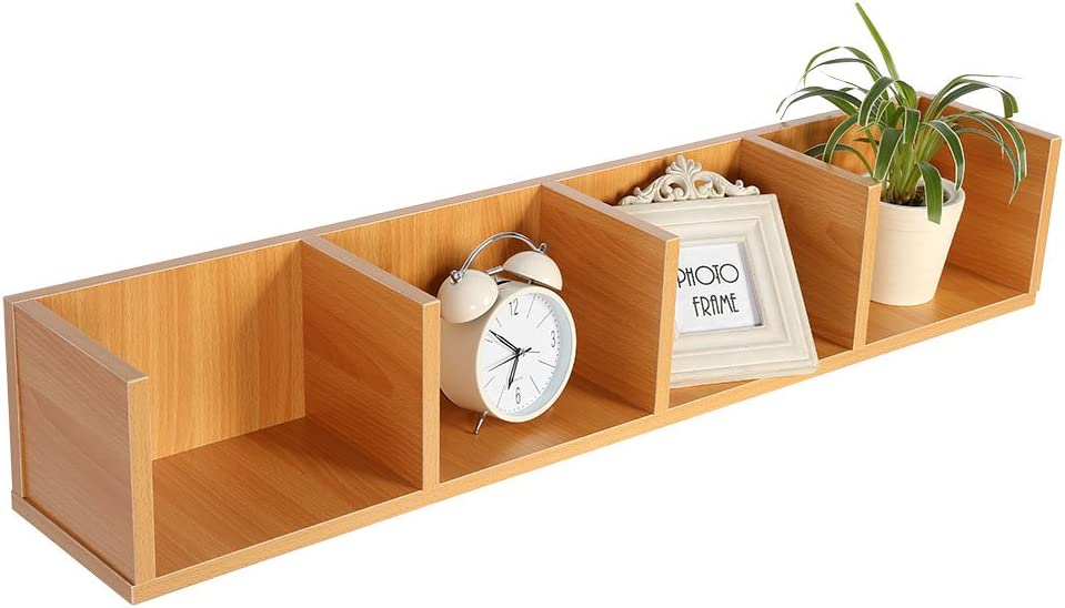 CD Storage Rack Wood Ranking Low price TOP7 Modern Wall Display Shelf Mount DVDs Media
