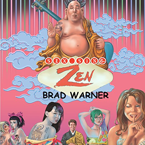 Sex, Sin, and Zen audiobook cover art