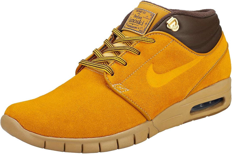 Nike Stefan Janoski Max Max Max Mid PRM - Bronze/Bronze-Gum Light Brown B07HM5D4ZR 109bae