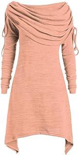 TWIFER Damen TWIFER Sommer Damen T-Shirt Gedruckt Langarm Tee Shirt Tops Shirt Bluse