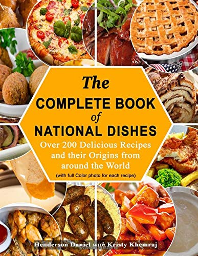 Amazon.com | The Complete Book Of National Dishes