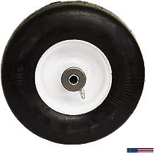 Fеrrіs Mower 1521181 5021181 Flat Free Solid Tire Front Caster Wheel 9X3.50-4
