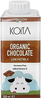 Koita Chocolate with Vitamin A and D3 Liquid Condensed Milk - 200 ml