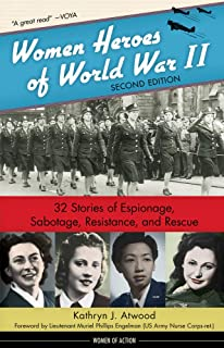 female heroes of world war 2