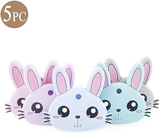 Amazon.es: accesorios conejos - Mordedores / Chupetes y mordedores: Bebé