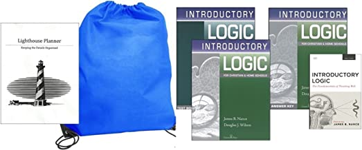 Introductory Logic Set with Instructional DVD Homeschool Kit in a Bag