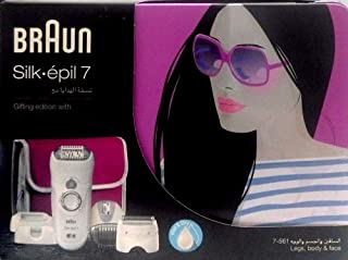 Braun 7-561 Wet & Dry For Women - Epilators