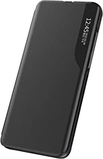 Funda iPhone 12/12 Pro / 12 Pro Max Funda Flip Case 360 Grados Full Body Thin Antiarañazos Protectora Función Soporte Delg...