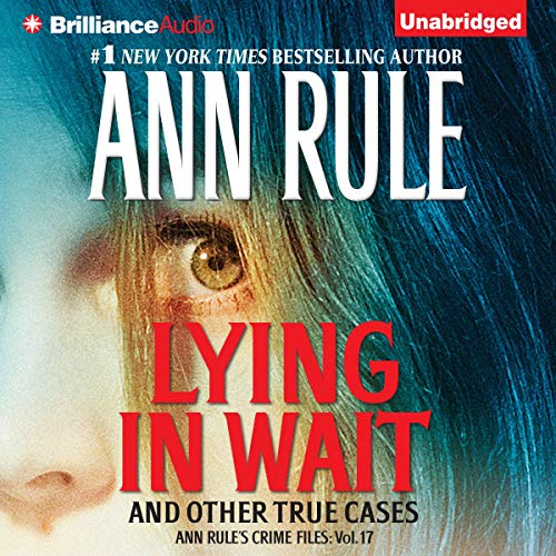 Lying in Wait audiobook cover art
