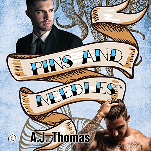 Pins and Needles audiobook cover art