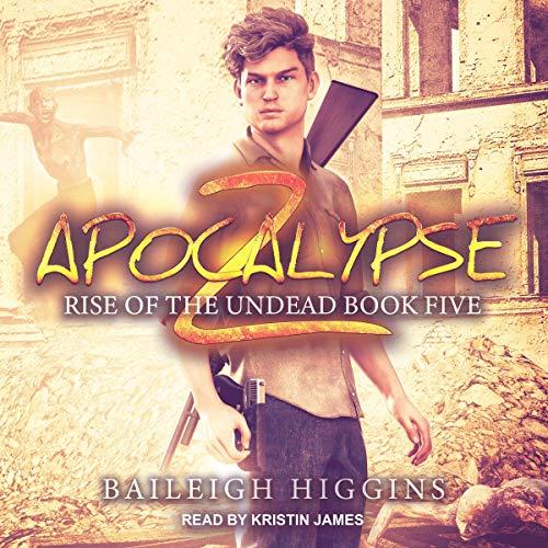 Apocalypse Z, Book 5 cover art