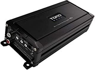 $149 » TORO TECH Audio Monoblock Car Amplifier - MR3, Micro Car Audio Amp, 800 Watts x 1 RMS @ 1Ω / 2000 Watts Peak - Sound Quali...