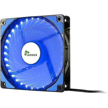 Inter Tech L 12025 Computergehäuse Ventilator 88885412 Computer Zubehör
