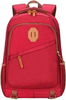 MYXMY Youth Boys Children Athletic Multi Purpose School Backpack, Girl and Boy Bookbag, Kid's Cute Backpack (Color : B)