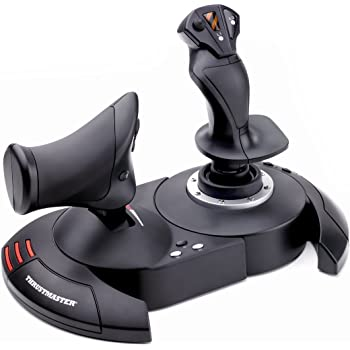 Thrustmaster T-Flight Hotas X Flight Stick (PS3 & PC)