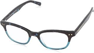 Kate Spade Women's Rebec Rectangular Reading Glasses,Sky...