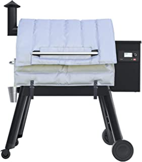 BBQ Butler Insulation Blanket For Traeger 34 Series Grills - Fits Traeger Pro 780 - Compare To Traeger Insulation Blanket 34 Series - Pellet Smoker/Pellet Grill Accessories - Thermal Insulated Blanket