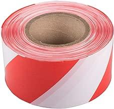 4 Rollen Absperrband 500m rot-weiß Warnband Flatterband Trassenband Signalband