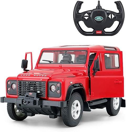 Kikioo 4WD Simulation RC Cars Sport Offizielle lizenzierte Fernbedienung Dasher Stunt Vehicle Crawlers Chariot 1 18 für Kinder und Erwachsene gleichermaßen mit funktionierenden LED-Leuchten, ferngeste