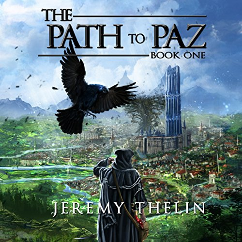 The Path to Paz audiobook cover art