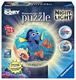 Buscando a Dory - Puzzle 3D + lámpara (Ravensburger 12181)