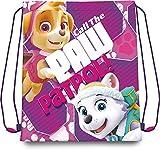 Kids PW16222 - Bolsa de gimnasio La Patrulla Canina, 41 cm, Multicolor