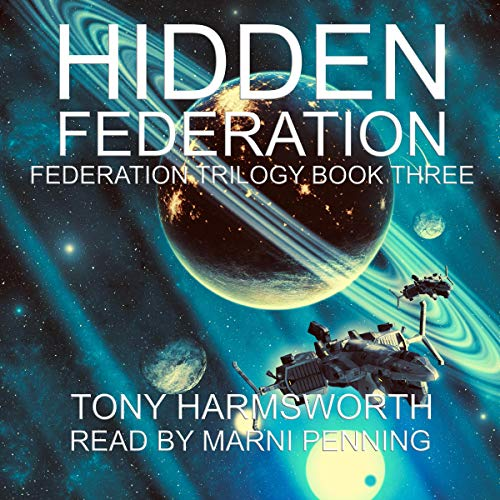 Hidden Federation Audiobook By Tony Harmsworth cover art
