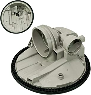 Whirlpool W8534882 Dishwasher Sump and Seal Assembly Genuine Original Equipment Manufacturer (OEM) Part