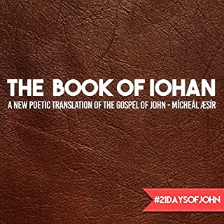 The Book of Iohan audiobook cover art