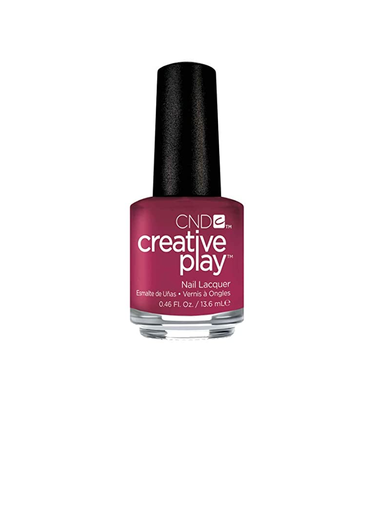 バウンド概念おかしいCND Creative Play Lacquer - Berried Secrets - 0.46oz / 13.6ml