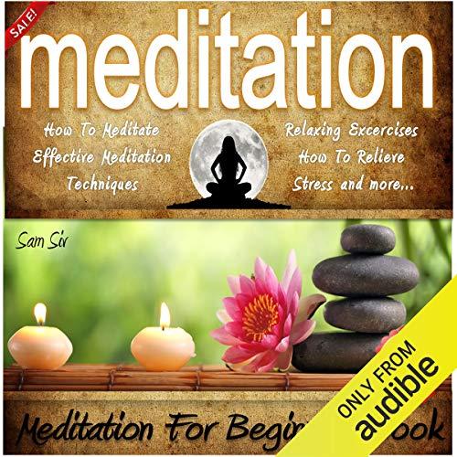 Meditation: Meditation Handbook Guide audiobook cover art