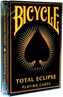Bicycle Total Eclipse Playing Cards Deck, Standard