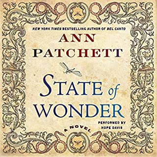 State of Wonder audiobook cover art