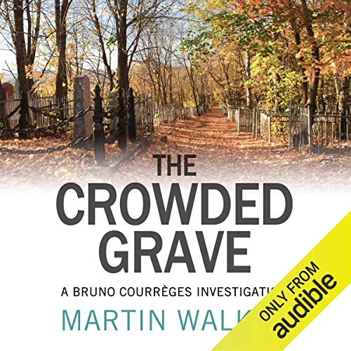 The Crowded Grave  By  cover art