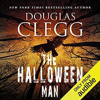 The Halloween Man audiobook cover art